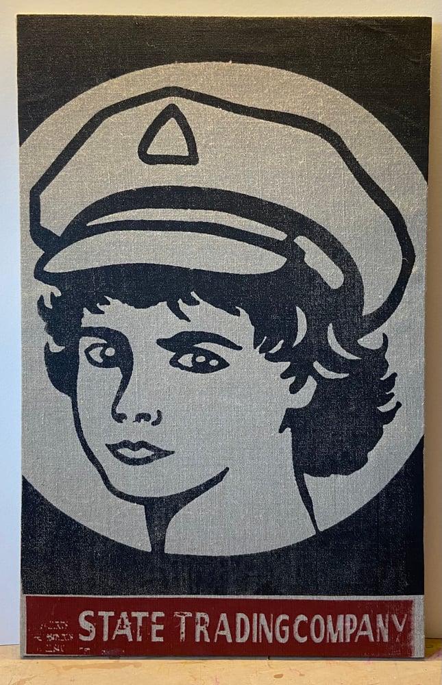 Image of Trader Boy by Charlie Evaristo-Boyce