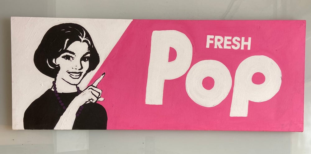 Image of Fresh Pop by Charlie Evaristo-Boyce