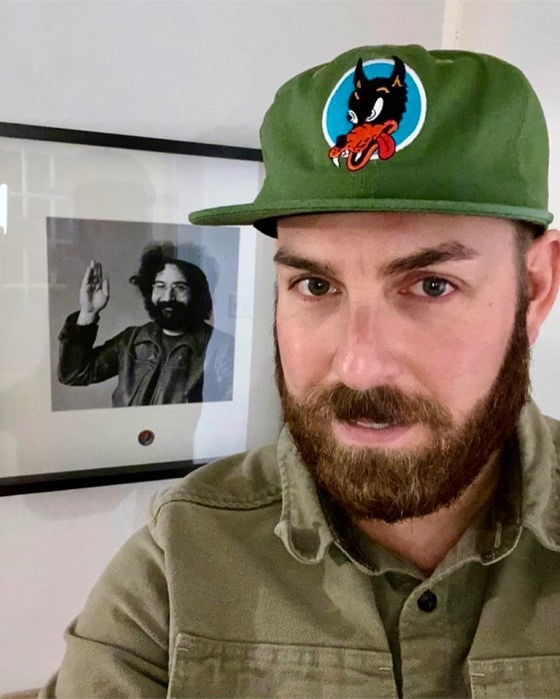 Image of NEW WOLF 100% Natural Hemp Snapback Hat!