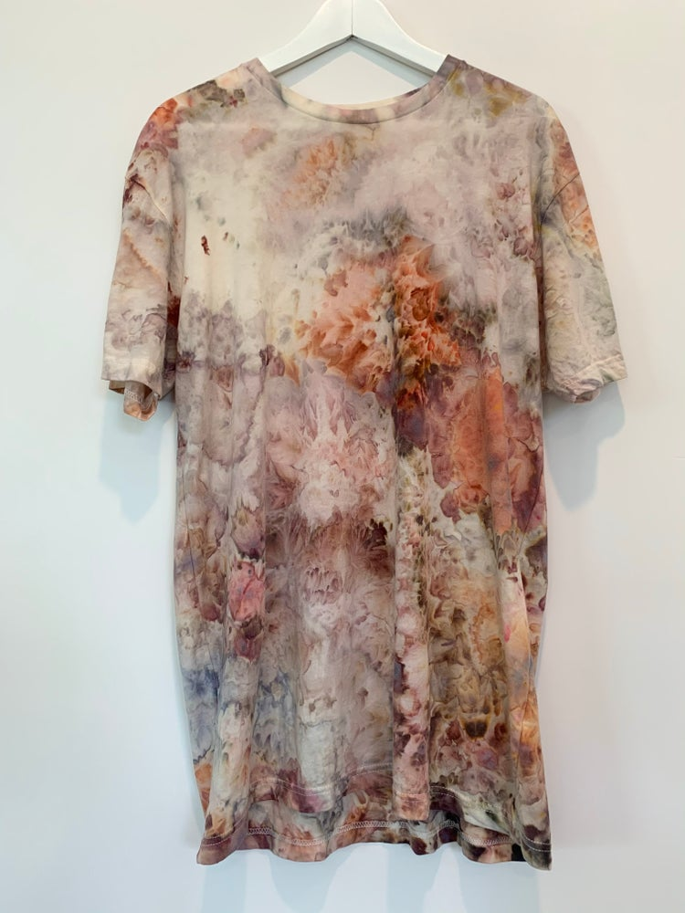 Image of Tie Dye Large 1 of 1 (Supernova Bronze)