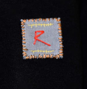 """Image of RZN by RB - """"Sun Bay"""" crew neck sweater"""