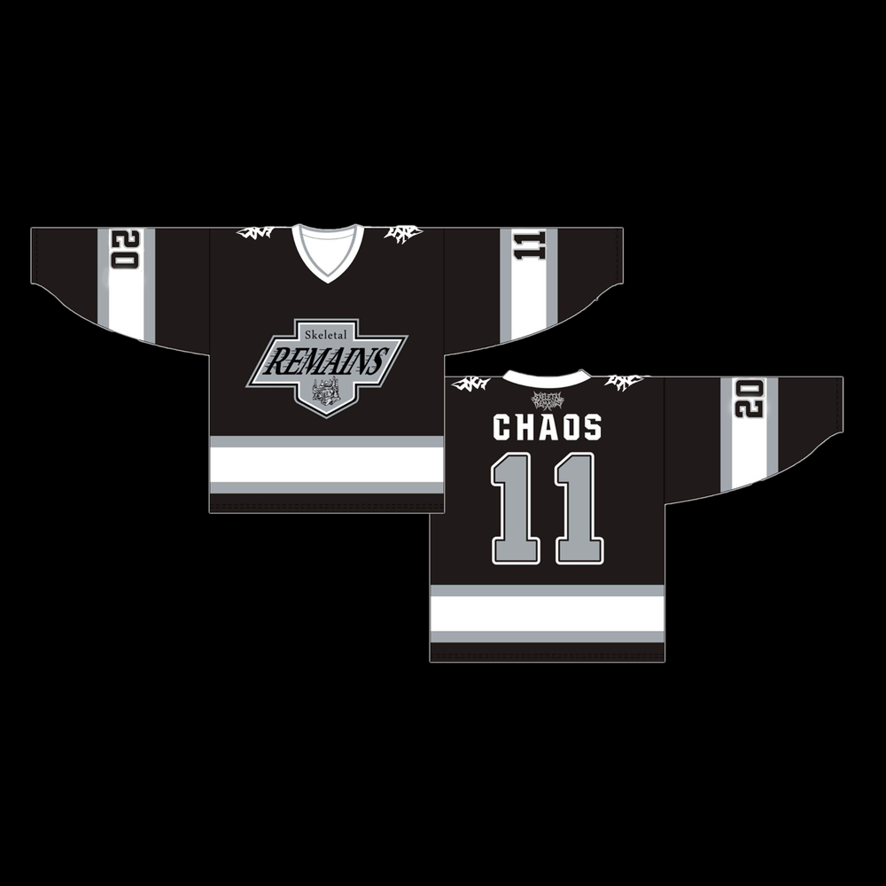 "10 Year Anniversary ""Kings of Chaos"" Hockey Jersey"