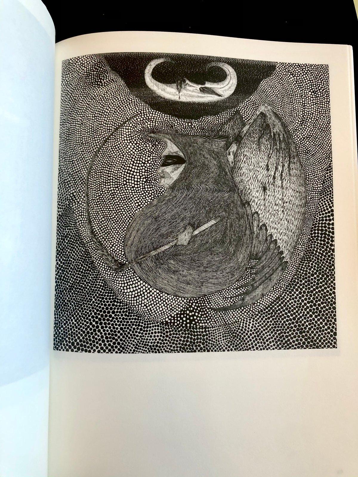 Image of Nick Blinko - Retrospective Art Book (high quality paperback edition)