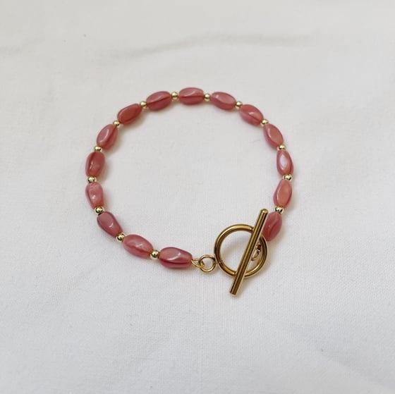 Image of Bracelet ANAÏ // ROSE