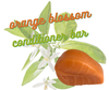 Orange Blossom Hair Conditioner Bar