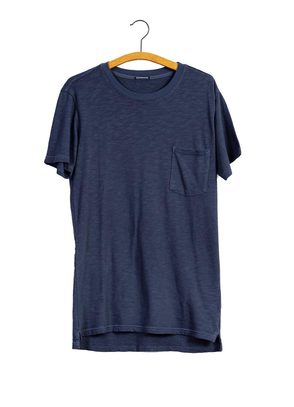 Hansen Garments JAMES   Slub Yarn Pocket T   var. colors