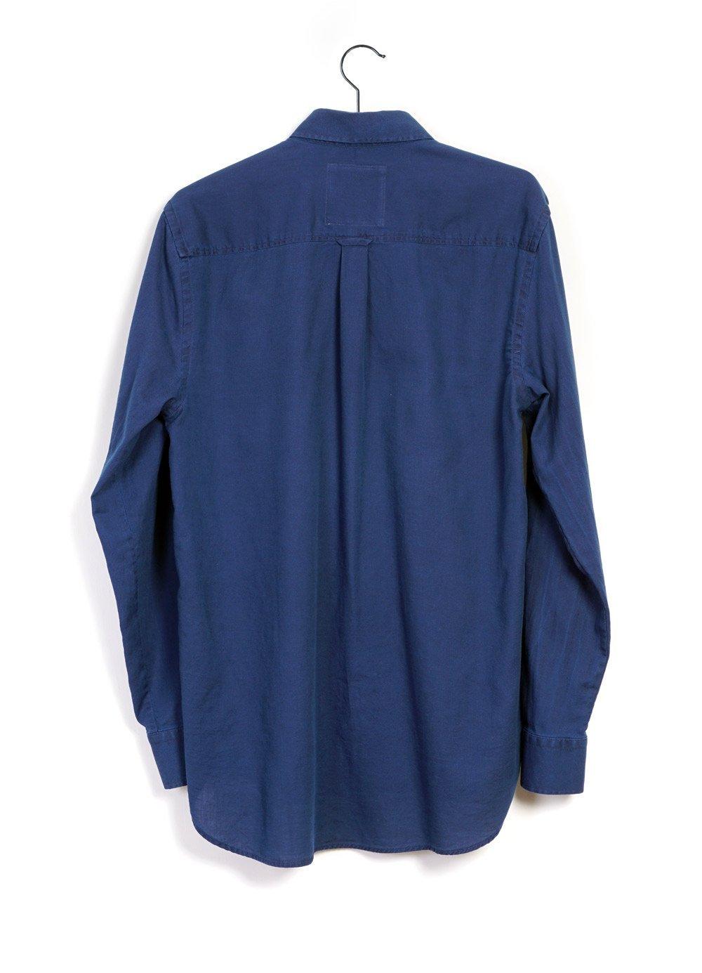 Hansen Garments HENNING | Casual Classic Shirt | Indigo