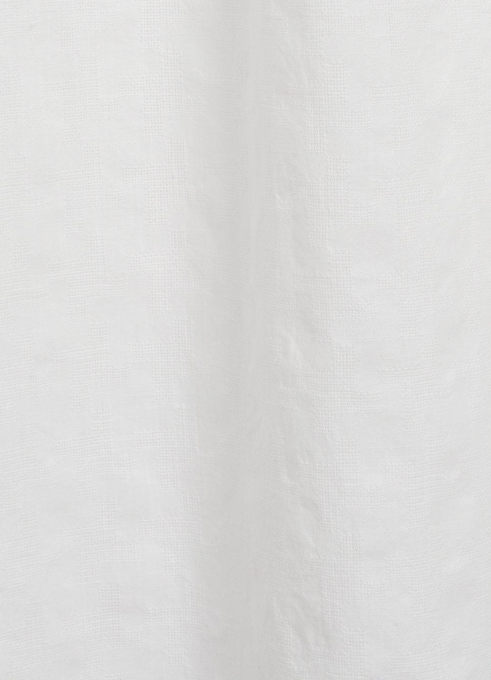Hansen Garments JONNY   Short Sleeve Shirt   White, Aqua