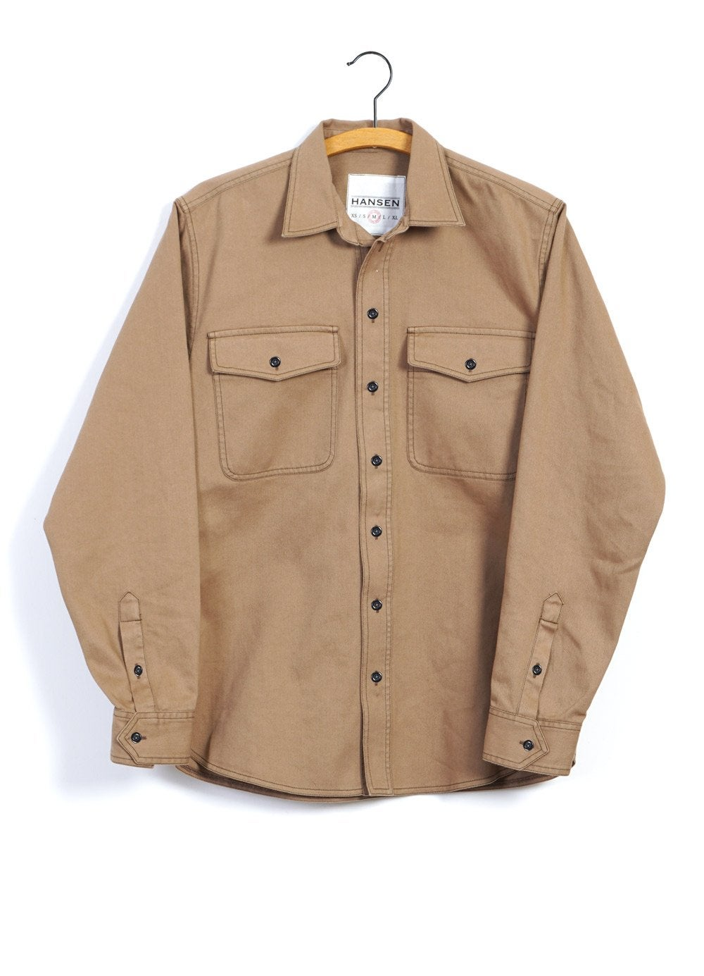 Hansen Garments VILLADS | Loose Fit Overshirt | var. colors