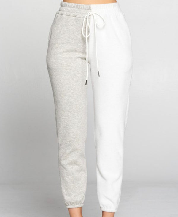Image of Two Tone   Joggers