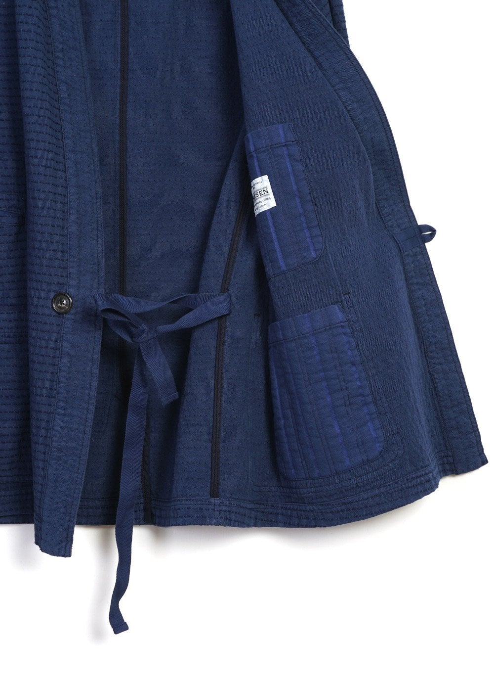 Hansen Garments FOLKE | Scarecrow's Jacket | Blue