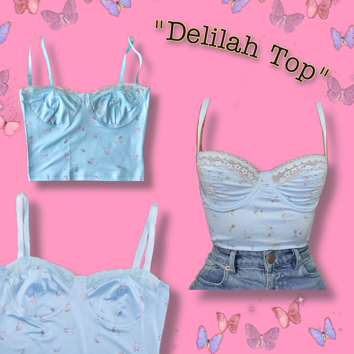 Image of Delilah Top