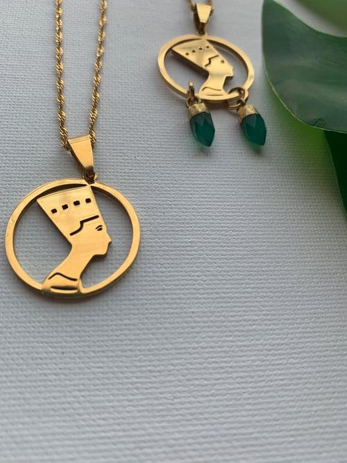 Image of HERSTORY • Nefertiti Necklace