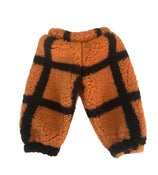 Image of Grid Sherpa Joggers — Baby/Toddlers