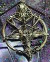 Baphomet Pentacle Necklace