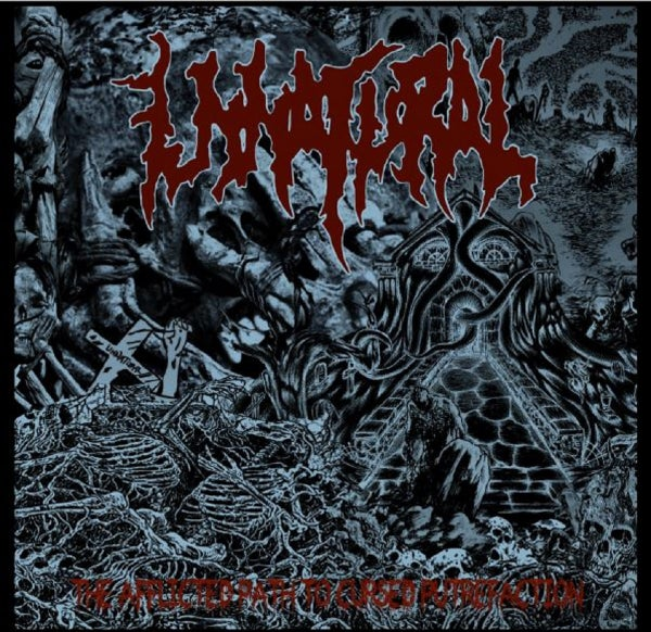 """Image of UNNATURAL """"The Afflicted Path To Putrefaction"""" CD"""