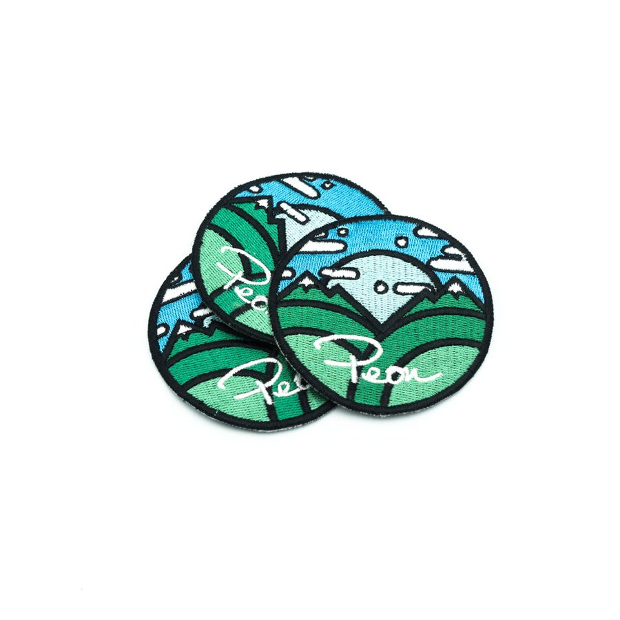 Image of Valley Round Patch