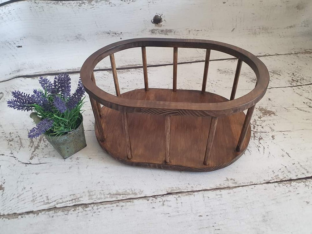 Image of Round Crib bed. Preorder