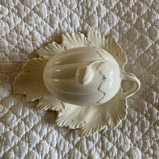 Image of Porcelain dish