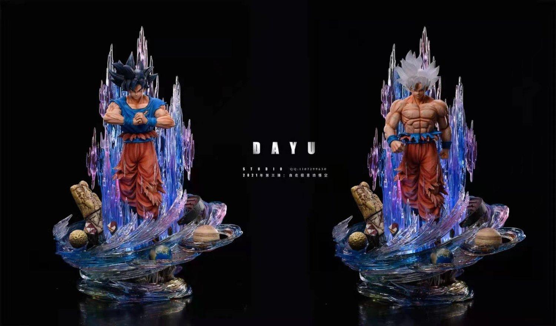 Image of  [Pre-Order]Dragon Ball Z DAYU Studio Goku Resin Statue