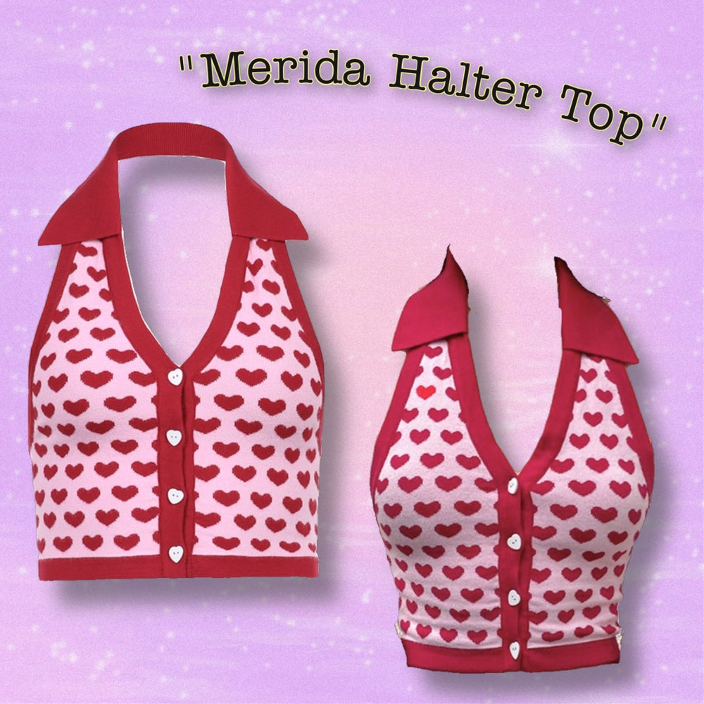 Image of Merida Halter Top