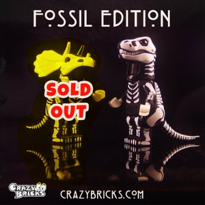 Image of Trex FOSSIL EDITION Dino Dudes! Limited Stock!