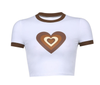 Bruno Heart Top