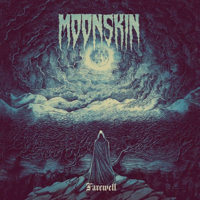 "Image of MOONSKIN   ""Farewell"""