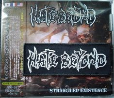 """Image of HATE BEYOND   """"Strangled Existence"""""""