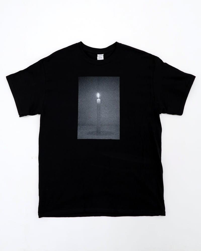 Image of Max Berry 'Landscapes' Black T-shirt