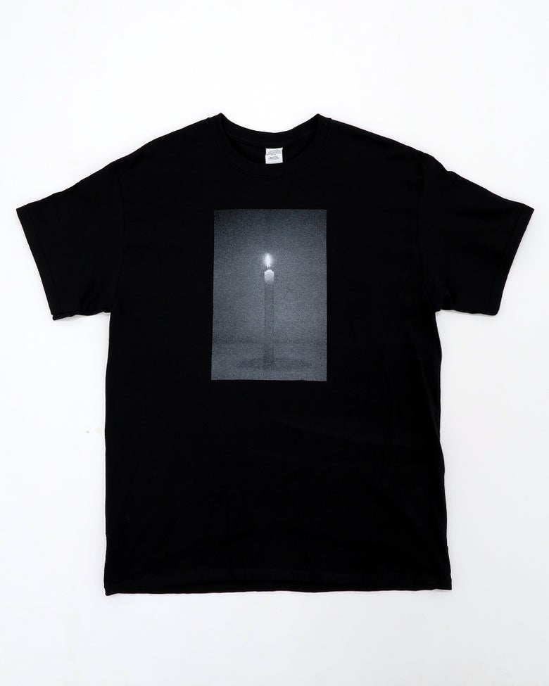 Image of Max Berry 'Landscapes' Black T-shirt