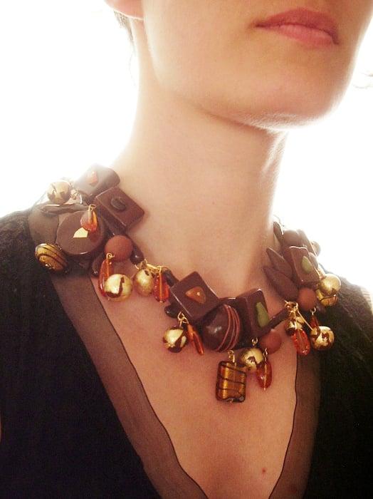 Image of Grand Collier de Chocolats