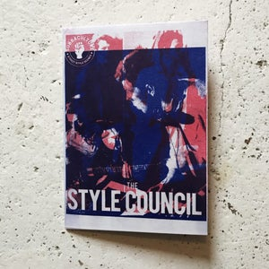 Image of Poster Zine 2 : The Style Council