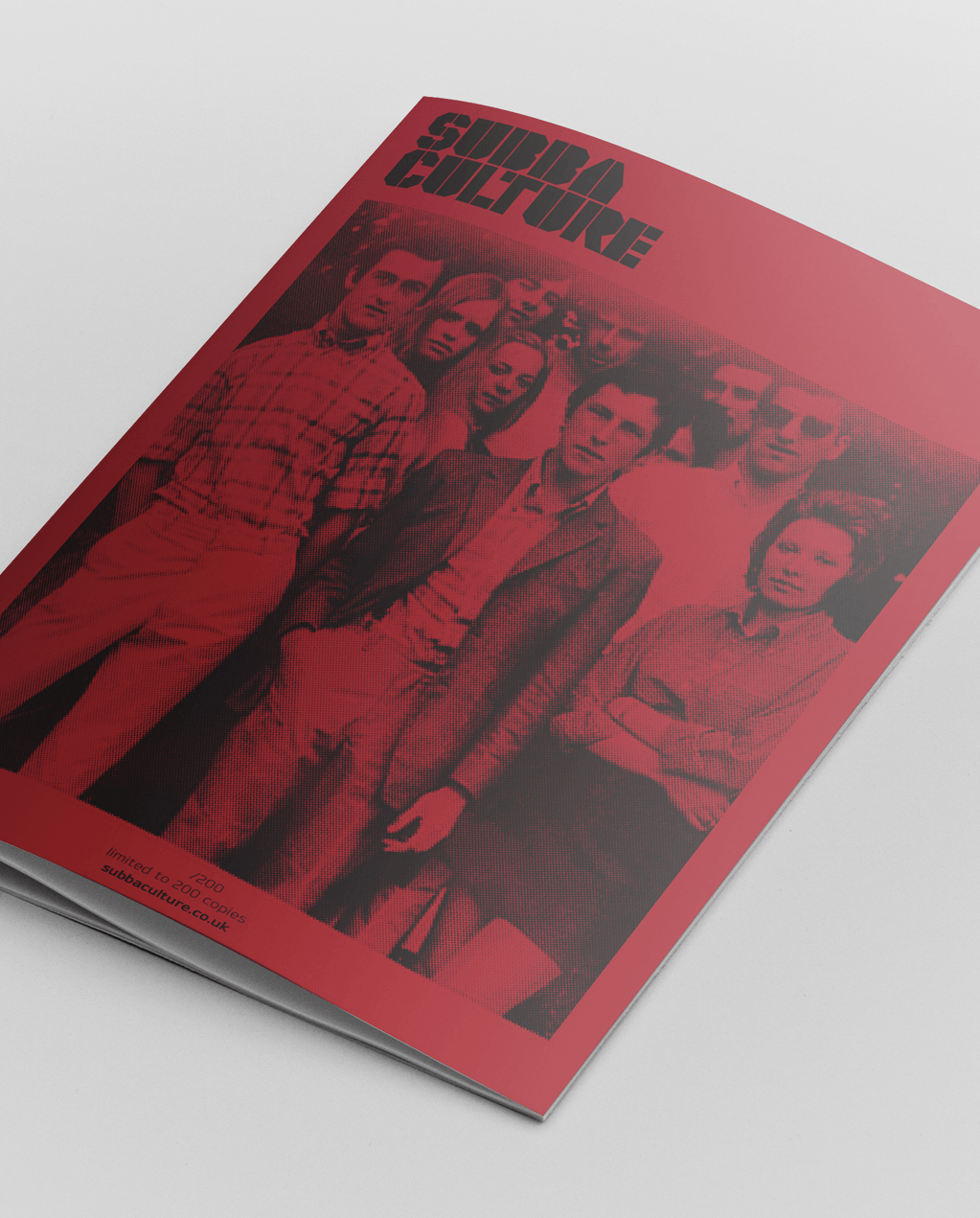 Image of Subbaculture Issue 2