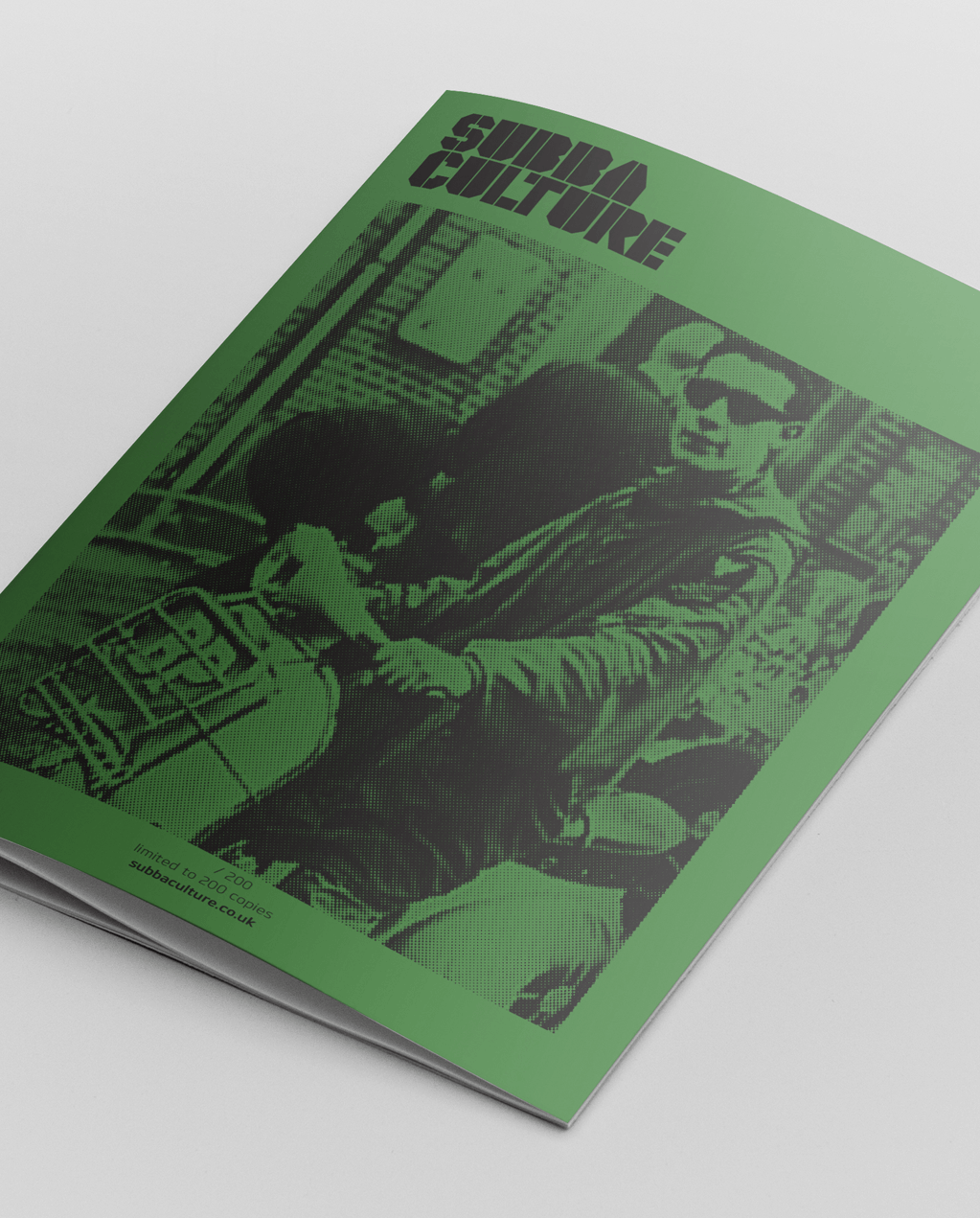 Image of Subbaculture Issue 3