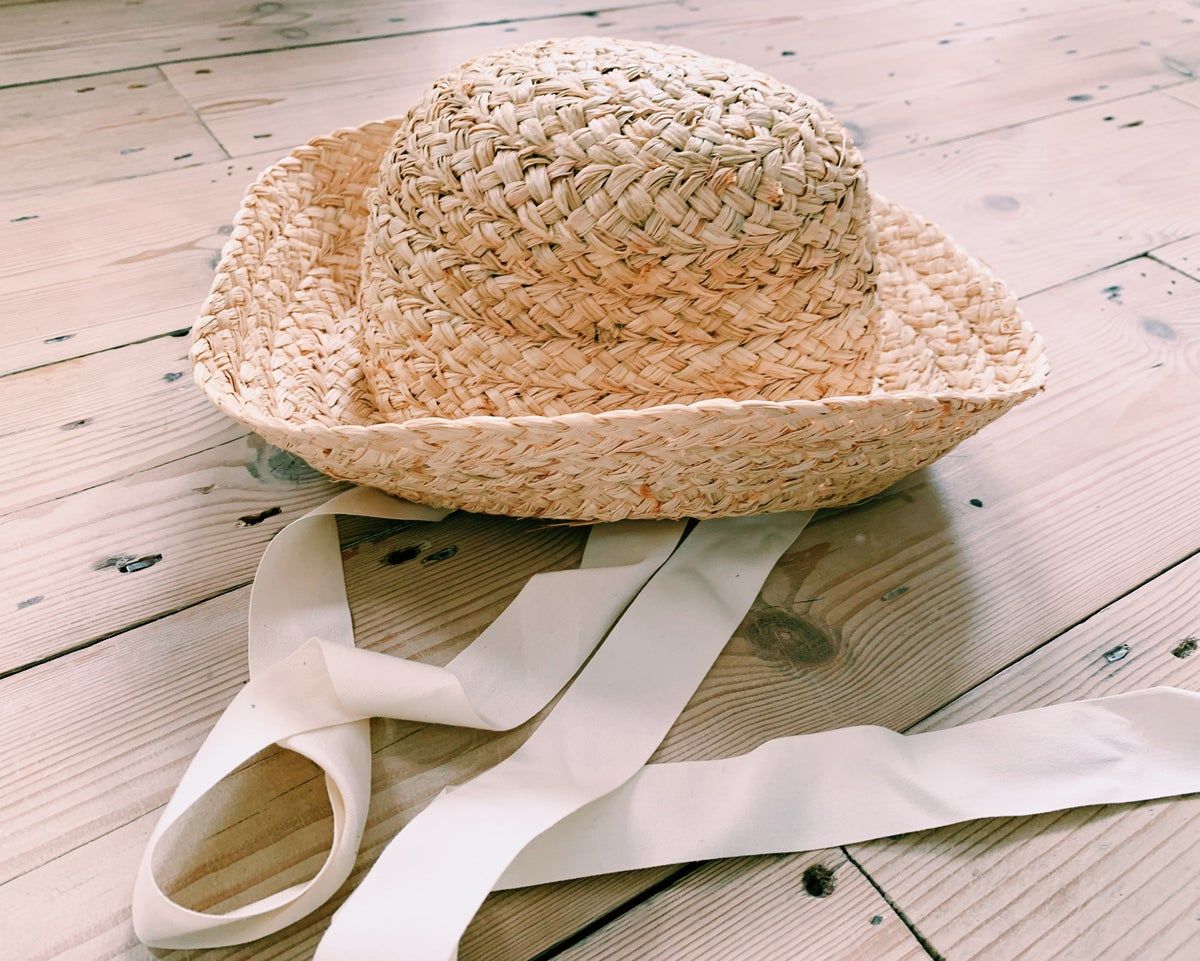 Image of THE STRAW HAT