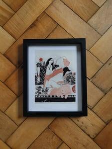 Image of Circe (mini print)
