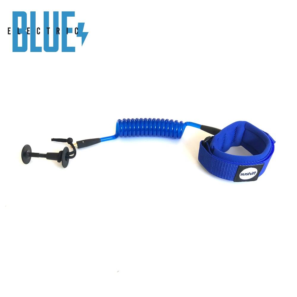 Image of Biceps Leash - Electric Blue Edition - LTD