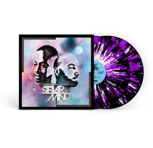 Image of Stellar Mind 2LP (white/violet/black splatter vinyl, limited to 100 copies)