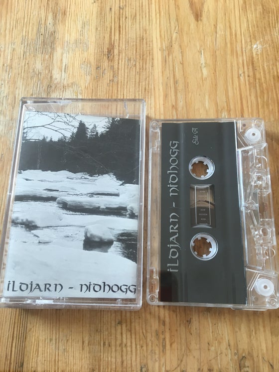 Image of Ildjarn/Nidhogg official tape 2005