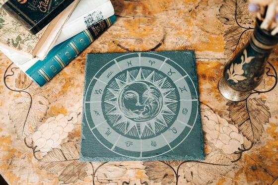Image of Horoscope - Sun Moon