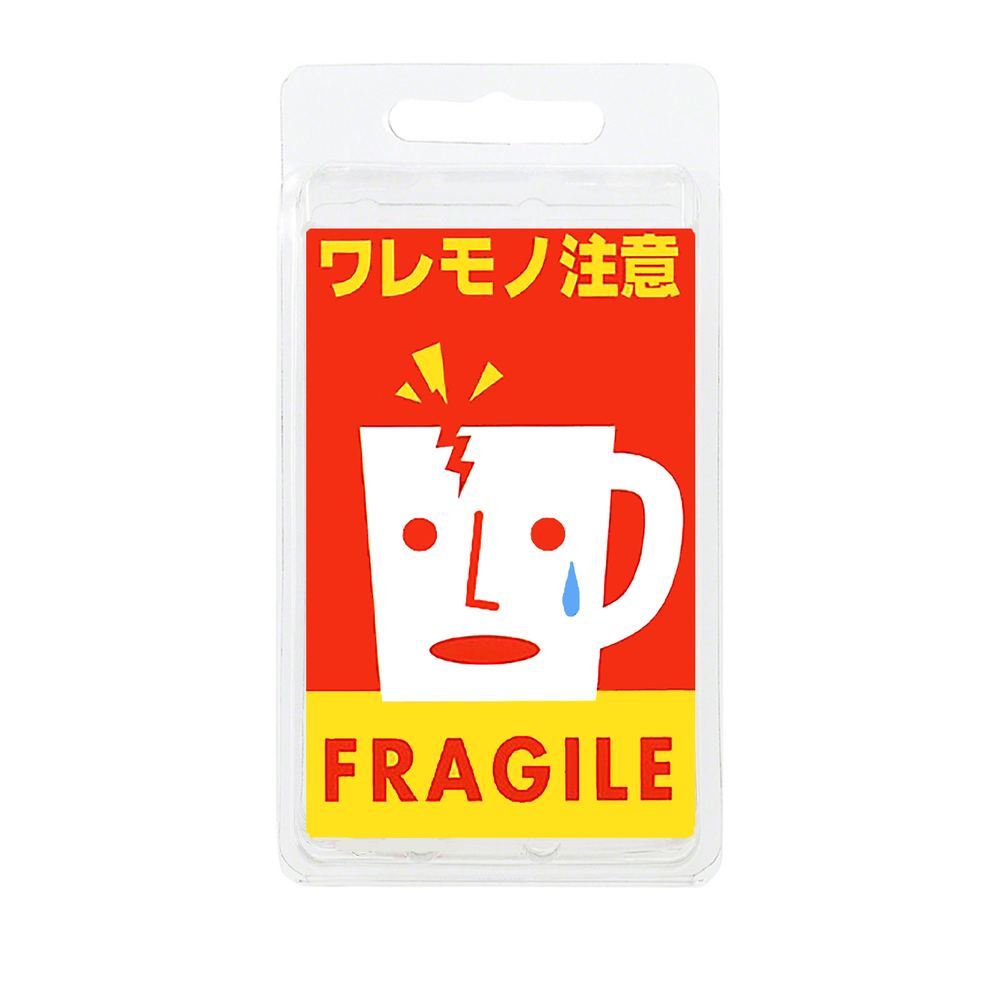 Image of Japanese Fragile Blanks