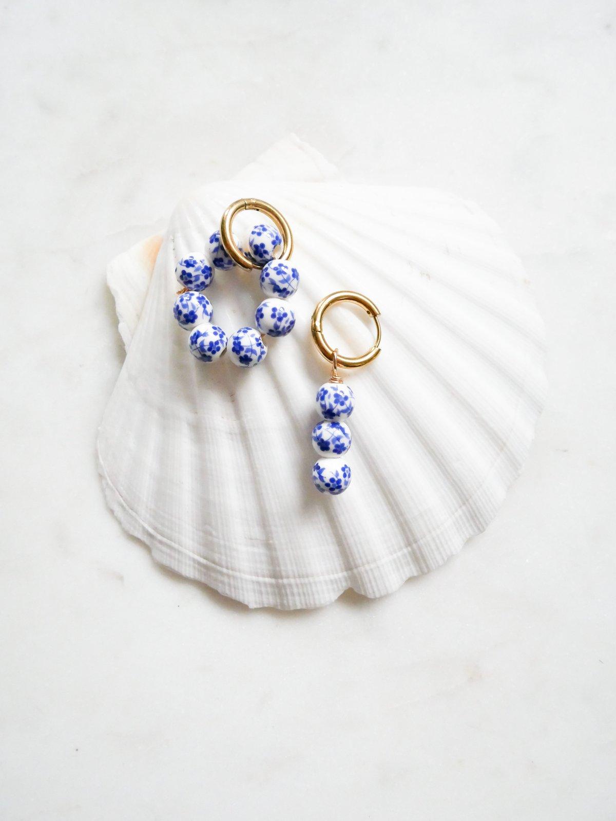 Sao Bento Earrings