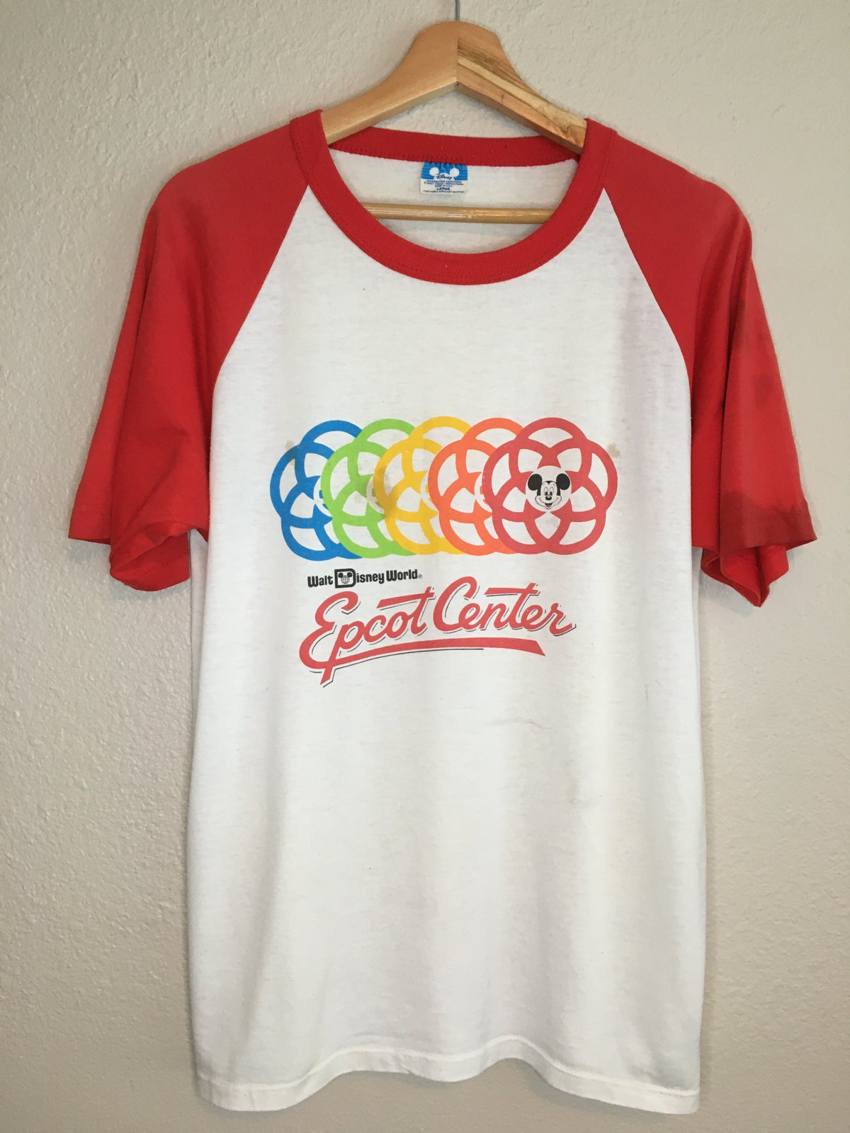 80's Walt Disney World Epcot Center Tee