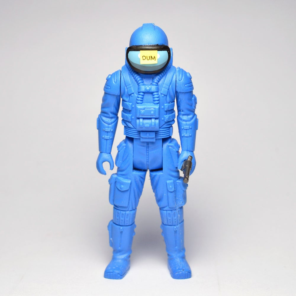 Image of SPACE CREWMATE/IMPOSTOR - BLUE