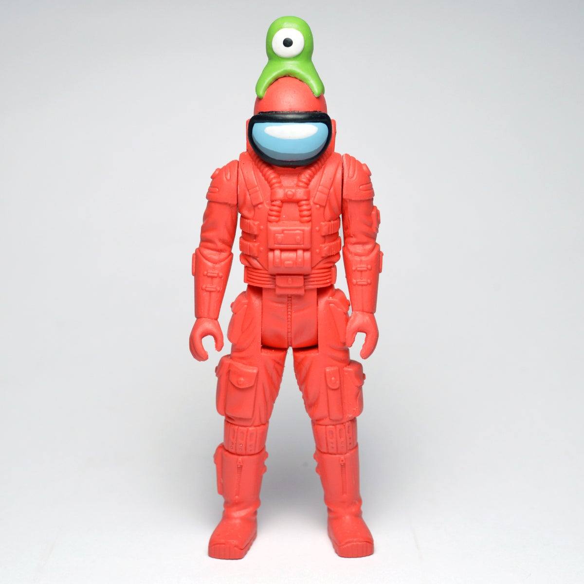 Image of SPACE CREWMATE/IMPOSTOR - RED