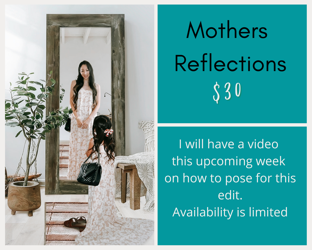 Image of Mothers Reflection