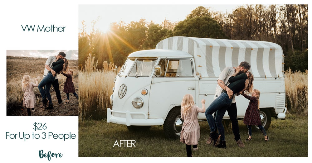 Image of VW Mother