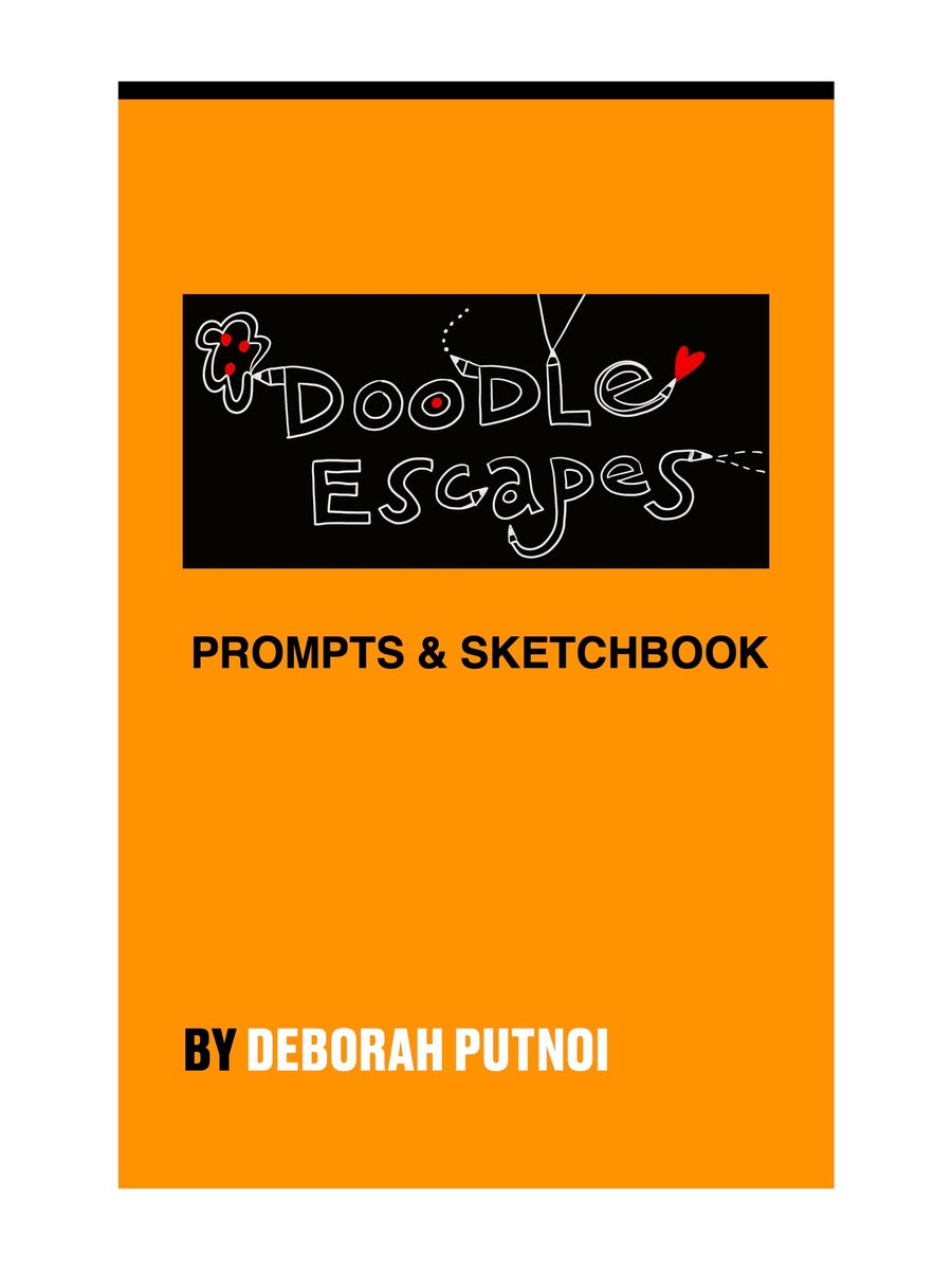 Image of Drawing Prompts Book PDF Download