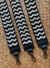 beaded accessory strap